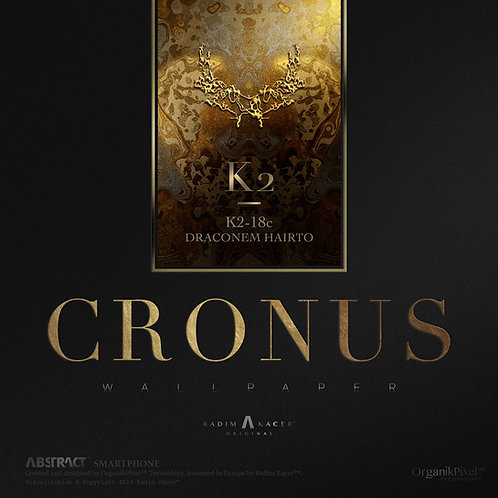 Cronus K2-18c Draconem Hairto - The Wallpaper (Limited edition 3 copies)