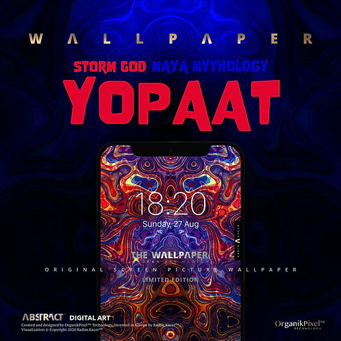 Yopaat - The Wallpaper (Limited edition 20)