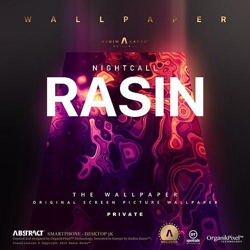 Nightcall Rasin - Wallpaper for Phone (Private)