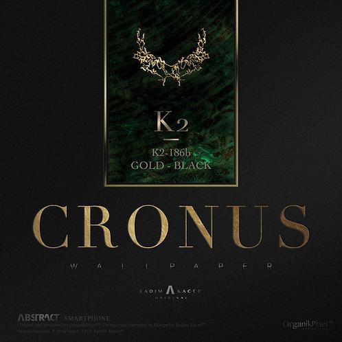 Cronus K2-186b Gold-Emerald - The Wallpaper (Private)
