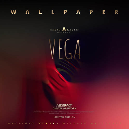 Vega - The Wallpaper (Limited edition 10)