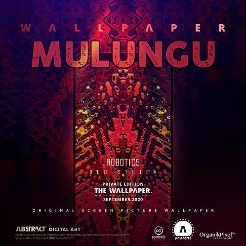Mulungu Robotics Red System - The Wallpaper (Private)