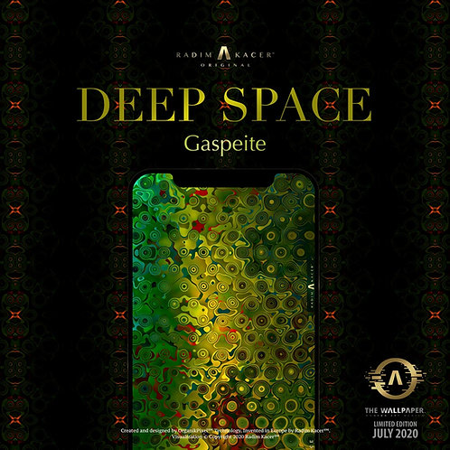 Deep Space Gaspeite - The Wallpaper (Limited edition 50)