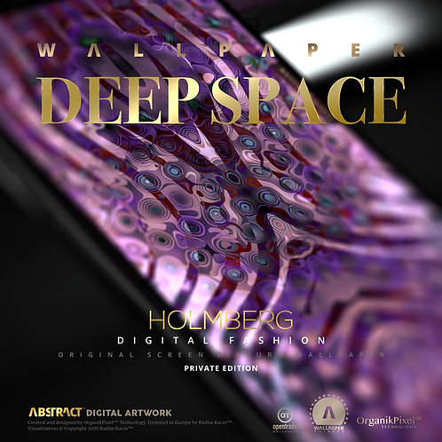 Deep Space Holmberg - The Wallpaper (Private)