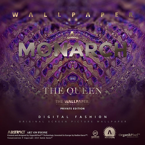 Monarch The Queen - The Wallpaper (Private)