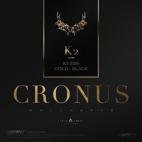 Cronus K2-228b Gold-Black - The Wallpaper (Limited edition 30 copies)
