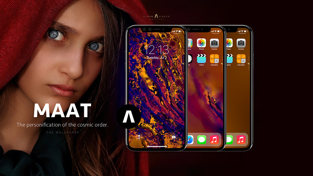 MAAT Wallpaper for Phone