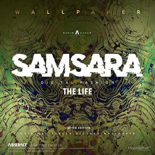 Samsara The Life - The Wallpaper (Limited edition)