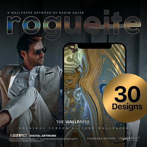 Roqueite - The Wallpaper (Standard edition)