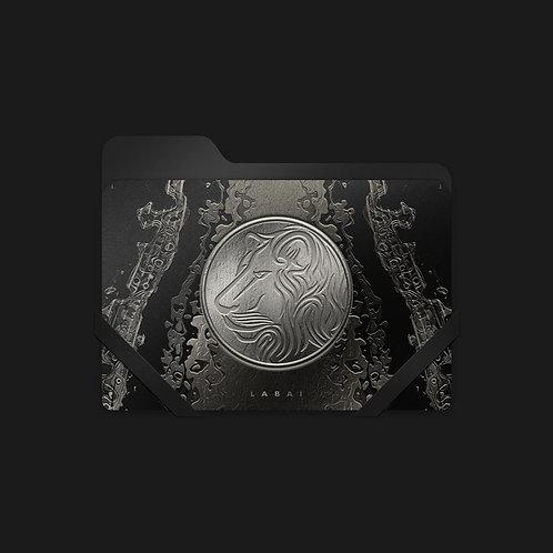 Labai Silver - Folder Icon