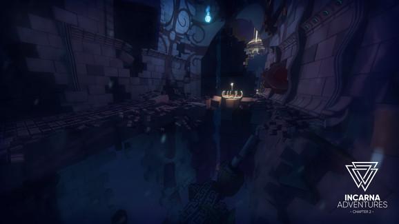 Incarna 2 Dimensional Break 3- Virtual Escape Room