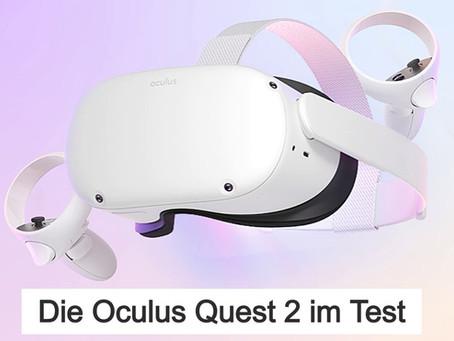 Die Oculus Quest 2 im Test