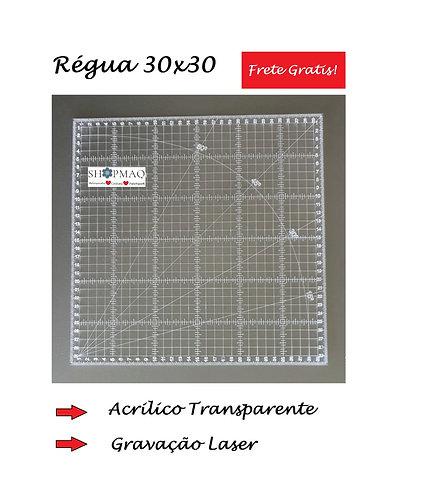 Regua Patchwork 30x30