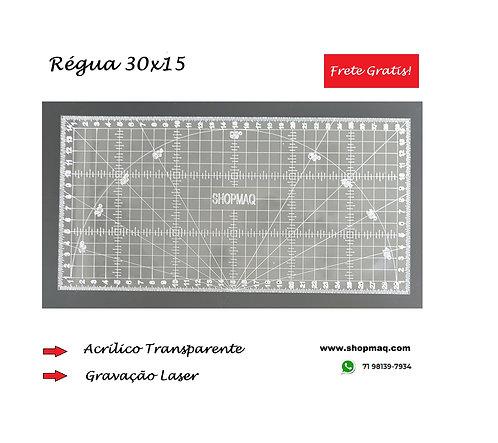 Regua Patchwork 30x15