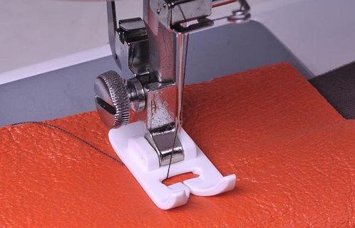 Calcador Zig Zag Deslizante Para Plástico Teflon Similar