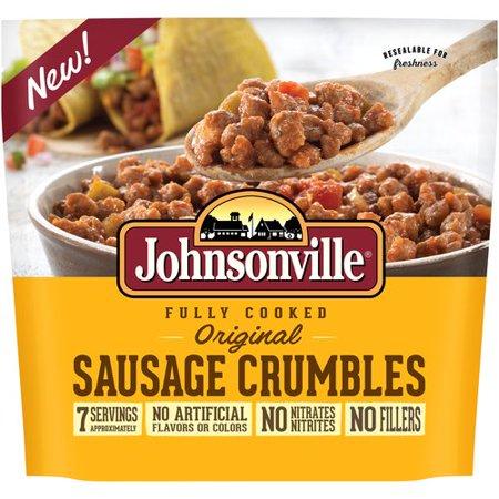 Johnsonville crumbles