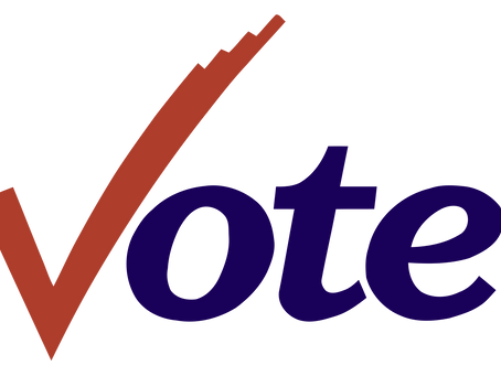 My first voting experience