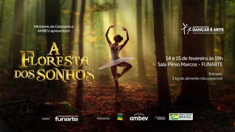 Vem aí: A Floresta dos Sonhos, o espetáculo