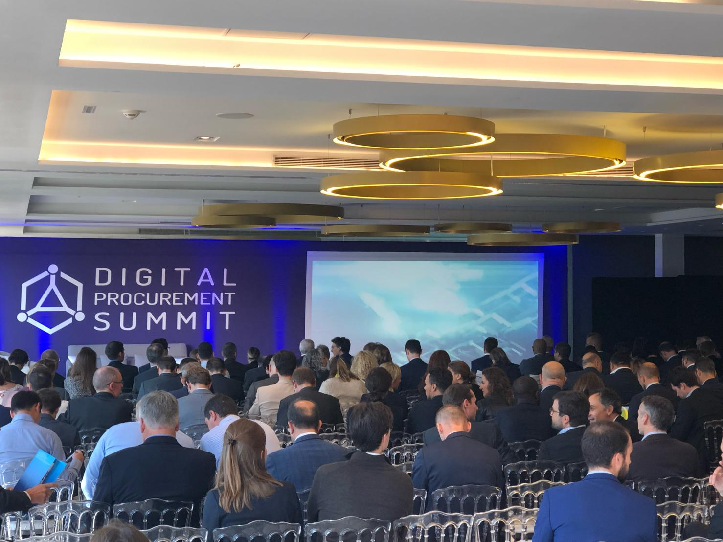Digital Procurement Summit Paris