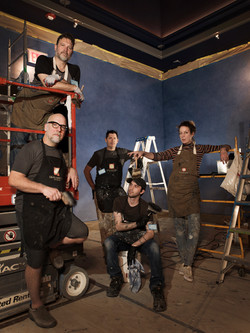 Ombre painters