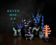 NEVER DIE P.P.