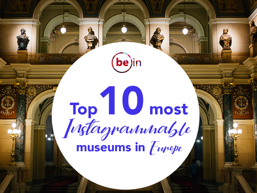 Top 10 most Instagrammable museums in Europe