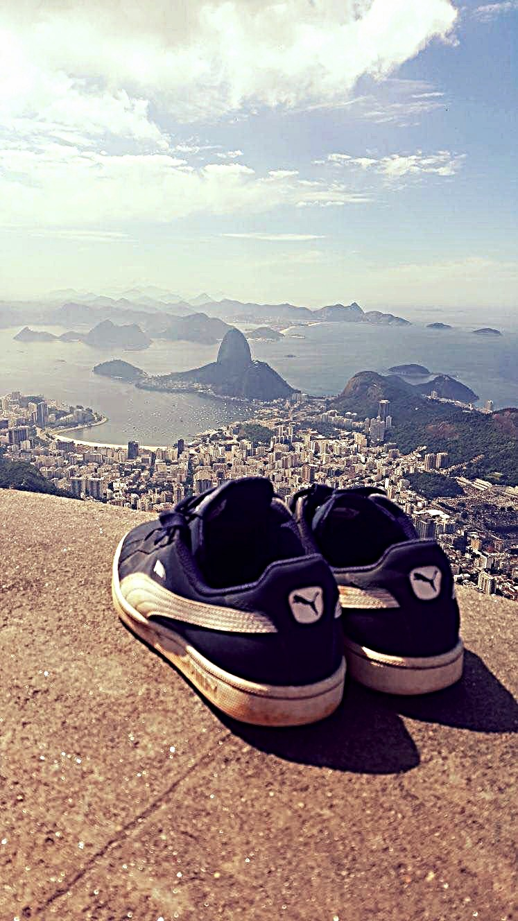 chaussures à Rio - Beinfluence