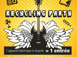 Recycling Party !