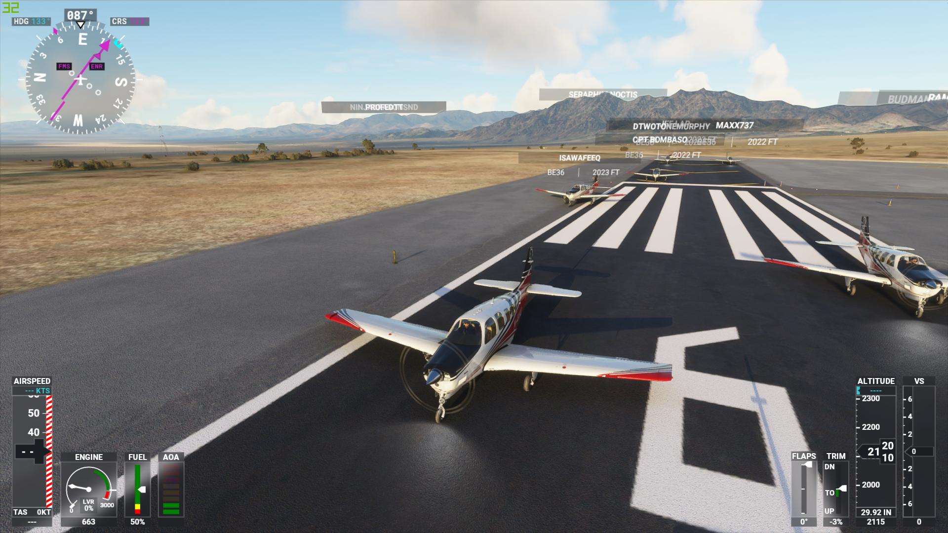 Runway Bonanza