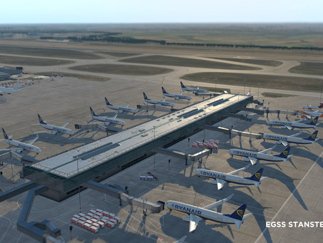 Boundless - Stansted Airport (EGSS)