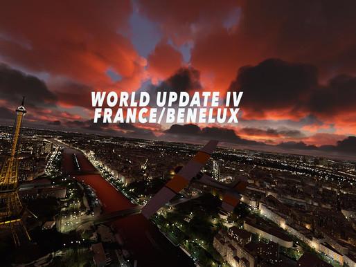 MSFS 2020 World update IV