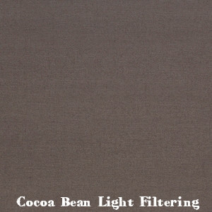 Cocoa Bean Light Filtering Flooring Now