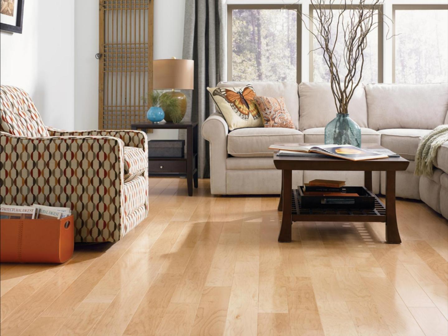Vintage Maple Natural Flooring Now Herrin IL