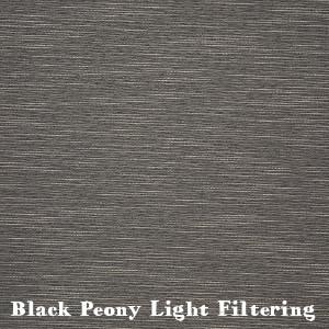 Black Peony Light Filtering Flooring Now