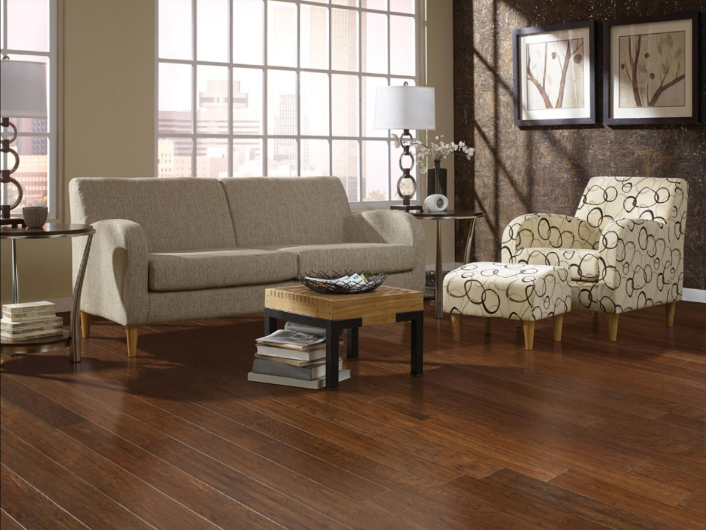 Vintage Hickory Mustang Flooring Now Herrin IL