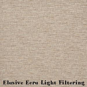 Elusive Ecru Light Filtering Flooring No