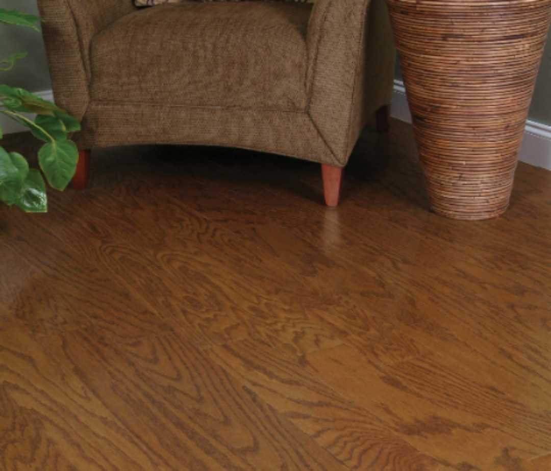 Red Oak Dark Gunstock Flooring Now Herrin IL