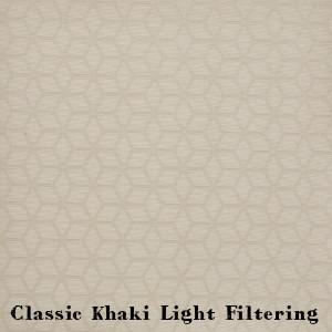 Classic Khaki Light Filtering Flooring N