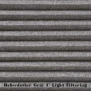 Haberdasher Gray 1_ Light Filtering Floo