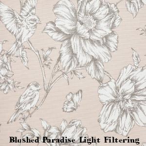 Blushed Paradise Light Filtering Floorin