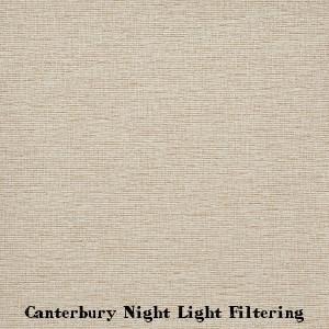 Canterbury Night Light Filtering Floorin