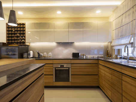 IMPORTANT ASPECTS TO CONSIDER KITCHEN INTERIORS