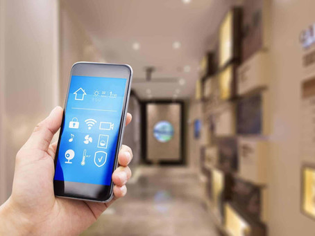 GETS ENGAGED WITH A SMART HOME PROFICIENT