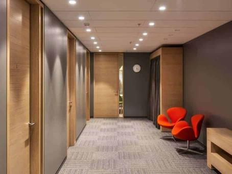 OFFICE DESIGN TRENDS 2021