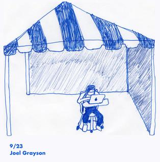 Zoom Tent - 2020