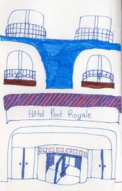 Hôtel Pont Royale - 2019