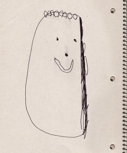 Dad's Head - 2010