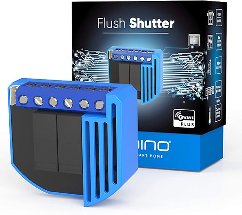 Qubino ZMNHCD1 Flush Shutter Z-Wave-Modul für Smart Home