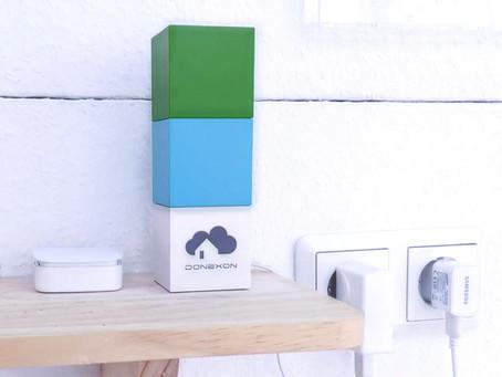 Smart Home Technik live - zum Anfassen und verstehen