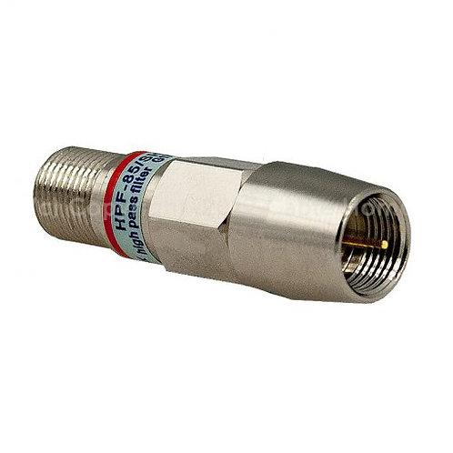 Technetix HPF-85 Hochpassfilter - Rückwegsperre 5-65 MHz; Durchlass 85-1000 MHz
